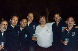 Gabriel, Arturo, Jorge, Leo, Martin, Pity, Horacio