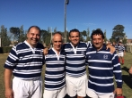 Paco, Santiago, Gustavo, Dougui