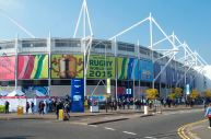 Leicester City Stadim