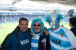 Gustavo, Horacio, Pepe