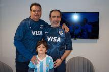 Gustavo, Gabriel, Augusto