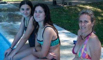 Clara, Juana, Andrea