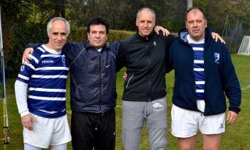 Santiago, Jorge, Pato, Paco