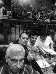 Mike, Paco, Jorge, Darío