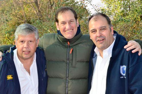 Fabián, Leo, Paco
