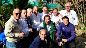 Javier, Gabriel, Santiago, Paco, Pepe, Jano, Jose, Fredy, Arturo, Julio