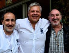 Gabriel, Fabian, Horacio