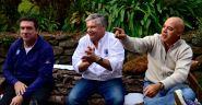 Julio, Fabián, Javier