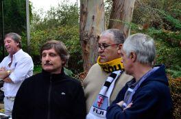 Jano, Pepe, Carlos, Santiago