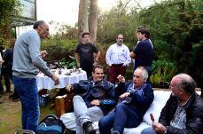 Pato, Jorge, Gabriel, Dario, Gustavo, Santiago, Horacio
