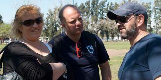 Karina, Pablo, Papi