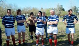 Gustavo, Gaston, Santiago, Horacio, Tristan, Mike, Wenceslao