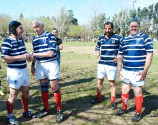 Horacio, Mike, Tristan, Wenceslao, Alejandro