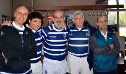 Pato, Dario, Fredy, Mike, Luis