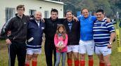 Papi, Jorge, Walter, Mariano, Fernando, Martina
