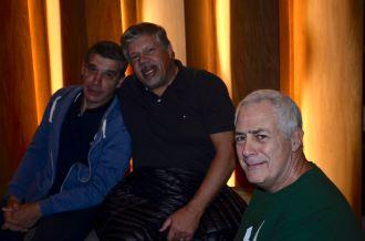 Tristán, Fabián, Alejandro