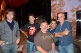 Gastón, Santiago, Pepe, Wally, Santiago
