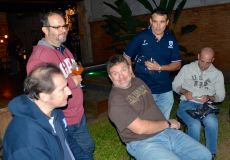Leo, Jorge, Pepe, Gustavo, Lucas