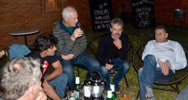 Colo, Santiago, Alejandro, Mariano, Mario